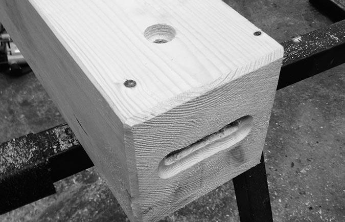 Håndværk - limtræ - Moduo