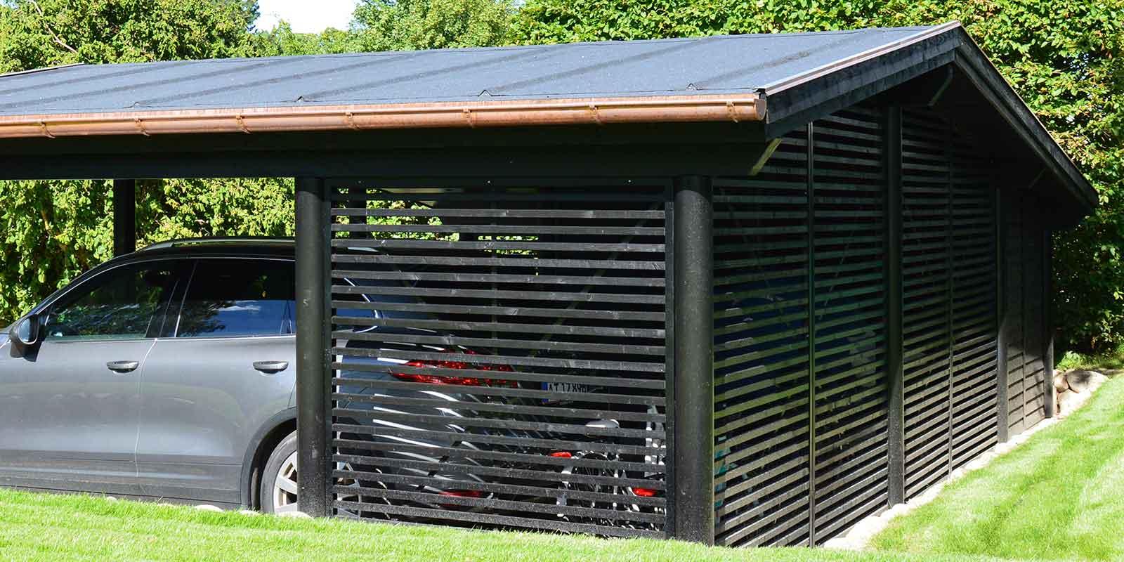 Et billede fra Moduo fabrikken set oppefra - Her har vi focus på design, kvalitet og godt håndværk